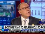 Fox's Marc Siegel Touts Catastrophic Insurance And Block Granting Medcaid As ACA Replacement