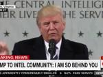 Trump Says The Words 'I Love Honesty.'