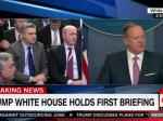 Sean Spicer Scolds White House Press For 'Demoralizing' Coverage