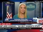 Kellyanne Conway Breaks The Law With 'Go Buy Ivanka's Stuff'