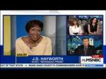 WATCH Joy Reid Kick Bigoted Off-Topic JD Hayworth Off AM Joy