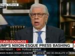 Carl Bernstein: Trump's Press Attacks 'Worse Than Nixon'