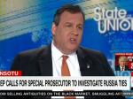 Christie: No Need For Special Prosecutor To Investigate Trump Campaign's Ties To Russia