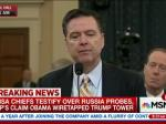 BOMBSHELL:  Comey Confirms FBI Investigating Russia/Trump Ties