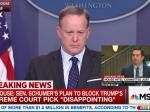 Eww!  Sean Spicer Has A 'Smell Test' For White House Leaks?