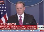 Sean Spicer Denies WaPo Story On Sally Yates
