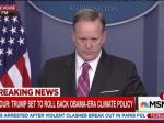 Sean Spicer's Shi**y Treatment Of April Ryan At Press Briefing