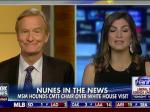 Fox Friends Pretend Nunes' W.H. Visit Not As Bad As Controversial Obama Guests