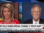 Sen. Angus King Says Senate Investigation Is 'No Witch Hunt'