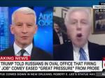 Anderson Cooper To Jeffrey Lord: 'If Trump Took A Dump On His Desk, You'd Defend Him'