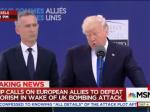 Trump Embarrasses USA, Acting Like A Slumlord Instead Of NATO Ally