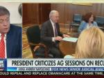 Judge Napolitiano: Trump Is Trying To Get Sessions To Step Down