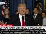 Gaslight Nation: Trump Attacks Democrats For Not Helping Repeal Obamacare