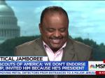 Roland Martin: 'Crack Head' Trump Is Addicted To Rally Crowds