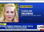 Caroline Heldman On Eric Bolling: 'It Was The Wild West Of Sexual Harassment'