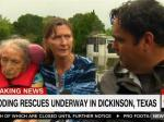 WATCH: CNN Crew Saves Family From Hurricane Harvey Floods