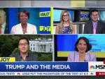 AM Joy Panel Discusses The Normalization Of Trump