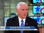Mike Pence Inserts 'I Didn't Know A Thing' Into Answer On Russia