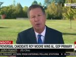 Kasich Hints He'll Leave GOP If Republicans Don't Stop Embracing Republicanism