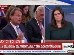 Sarah Huckabee Sanders Lies To Press About Gen. Kelly's Disparaging Remarks About Rep. Wilson