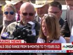 Pastor Of Texas Church And His Wife Speak To Reporters
