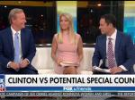 Fox And Friends: Why Is It An Abuse Of Power For Trump To Demand Investigation Of Hillary Clinton?