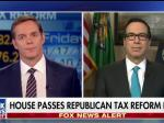 Fox News Host Bashes Steve Mnuchin And The House Tax Reform Bill