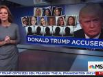 MSNBC's Ruhle Lists All 16 Women That Accused Trump Of Sexual Assault
