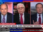 David Frum Chides CNN For Hiring 'In-House Trump Associates In Order To Promote Trump Falsehoods'