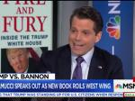 The Mooch Is Sliming His Way Across The News Today