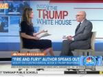 Michael Wolff On Trump: 'He's Like A Pinball, Shooting Off The Sides'
