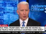 Anderson Cooper: 'The People Of Haiti Have Withstood More Than Our President Ever Has'