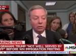 Sen. Graham Blasts Trump And His Staff, Including Gen. Kelly Over Flip-Flop On Immigration