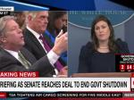 Sarah Huckabee Sanders Agrees With Despicable Trump Ad Calling Dems Murderers