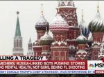 Russia Bots Swarm Over Gun Issue To 'Divide' America
