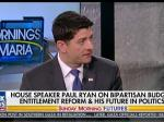 Lyin' Ryan Blames Social Security And Medicare For Deficit