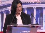 Dana Loesch At CPAC:  'Crying White Mothers Are Ratings Gold'