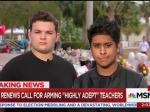 Parkland Students Push Back On NRA Part 1