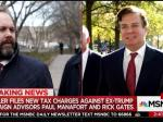Robert Mueller Files Money Laundering , Tax Evasion Indictments Against Manafort And Gates