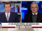 Ralph Peters: 'Having [AR-15s] In Civilian Hands Is Madness'