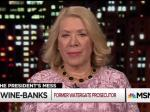Jill Wine-Banks Disses Trump's Lawyers As Worse Than Nixon's