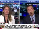 Chuck Todd Worries Trump's Refusal To Apologize To McCain Will Cause Both Sides To Turn Mean