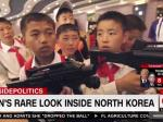 'I Curse The Americans': North Koreans Put On Show Of Hate Ahead Of 'Summit'