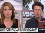 MSNBC Reporter: 'HHS Won't Let Us In To See The Girls'