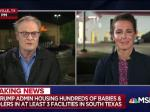 Lawrence O'Donnell Invites First Immigrant FLOTUS To Hold Immigrant Babies In Texas