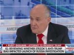 Rudy Giuliani, With No Proof Claims Entire Mueller Investigation Is Tainted