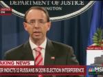 BREAKING: Mueller Indicts 12 Russian Intelligence Officers In DNC Hack