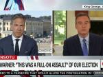 Jake Tapper Wants Mark Warner To Explain Why Obama Didn't Do More On The Russian Hacking