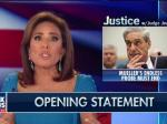 Fox's Fake Judge Spins Insane New Conspiracy Lies About Mueller