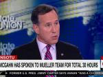 Santorum: If Mueller Doesn't Want To Be Accused Of McCarthyism, He'd Be Investigating Clinton